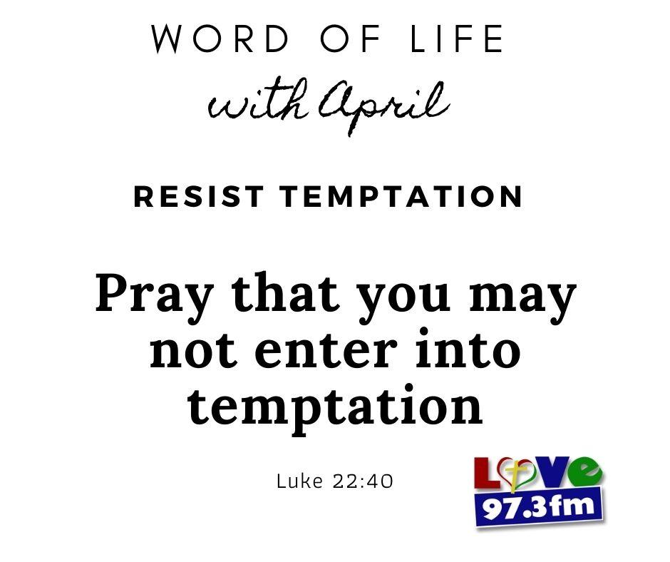 Luke 22:40