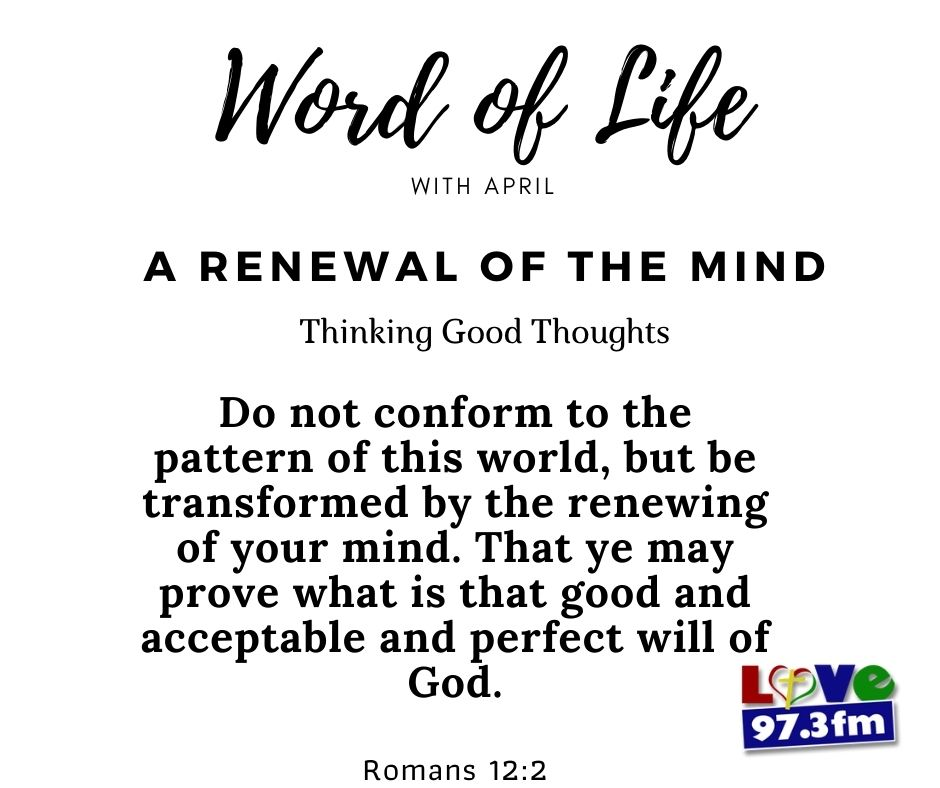 Romans 12: 2