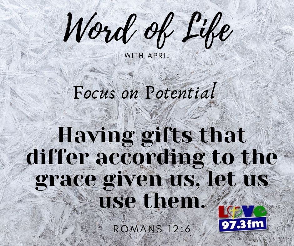 Romans 12:6
