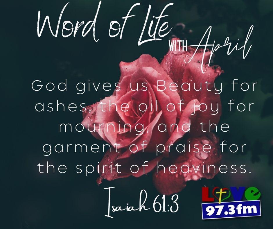 Isaiah 61:13